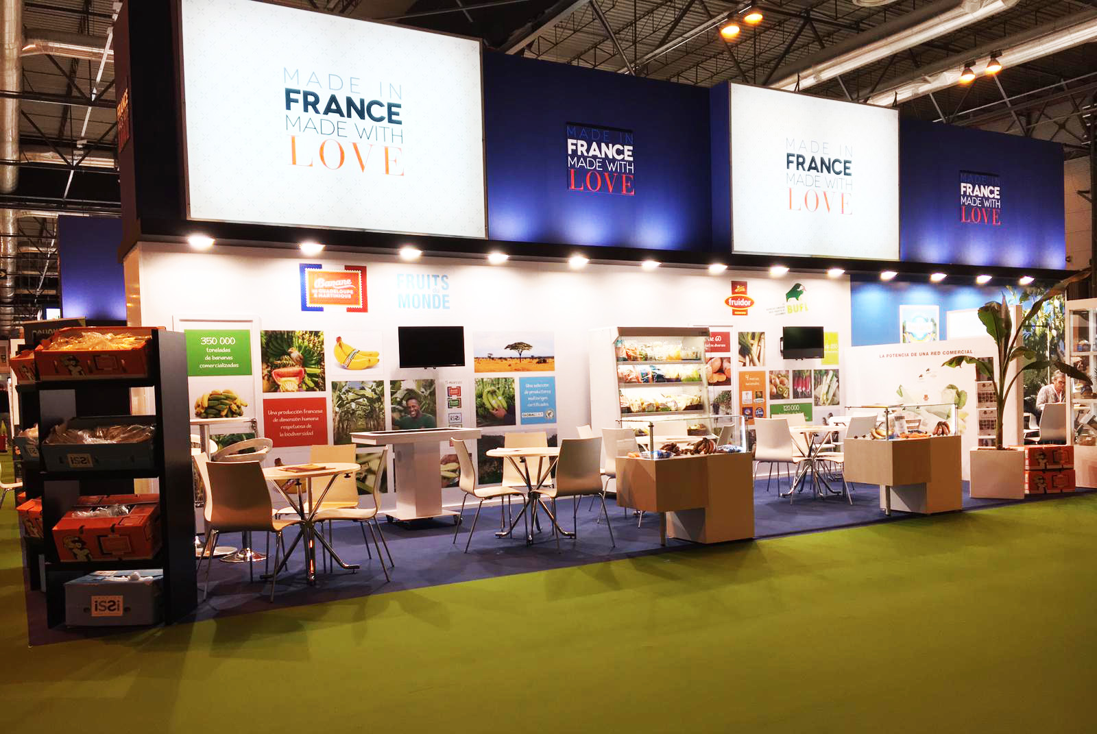 stand Fruit Attraction 2018